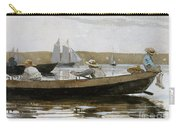 Boys In A Dory, 1873  Carry-all Pouch