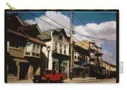 Brady Street Scene Carry-all Pouch