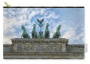 Brandenburger Gate, Berlin Carry-all Pouch