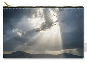 Breaking The Clouds Carry-all Pouch