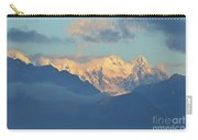 Breathtaking Landscape Of The Dolomites Mountains In Italy  Carry-all Pouch