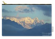 Breathtaking Scenic View Of The Alps In Italy  Carry-all Pouch