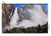 Bridalveil Fall Yosemite Valley Carry-all Pouch