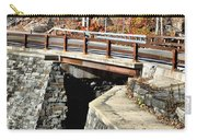 Bridge By Kaaterskill Falls 1 Carry-all Pouch