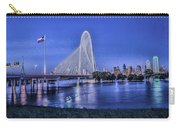 Bridge Over Troubled Waters Carry-all Pouch