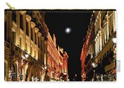 Bright Moon In Paris Carry-all Pouch