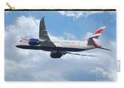 British Airways Boeing 787 Dreamliner Carry-all Pouch
