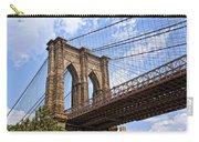 Brooklyn Bridge Ny Carry-all Pouch