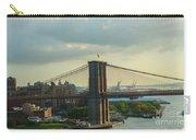 Brooklyn Bridge  Carry-all Pouch