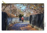 Brooklyn Park In Fall Carry-all Pouch