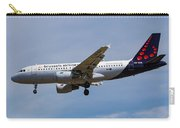 Brussels Airlines Airbus A319 Carry-all Pouch