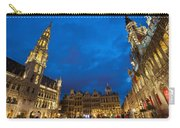 Brussels, Belgium Carry-all Pouch
