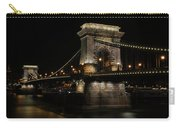 Budapest At Night. Carry-all Pouch