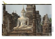 Buddha At Sukhothai Carry-all Pouch