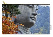 Buddha In Autumn Carry-all Pouch