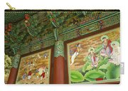 Buddhist Murals Carry-all Pouch