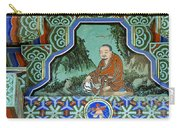 Buddhist Temple Art Carry-all Pouch