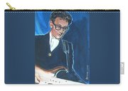 Buddy Holly Carry-all Pouch