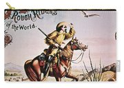 Buffalo Bill: Poster, 1893 Carry-all Pouch