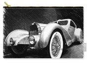 Bugatti Type 57 Aerolithe Carry-all Pouch