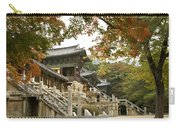 Bulguksa Buddhist Temple Carry-all Pouch