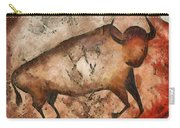 Bull A La Altamira Carry-all Pouch