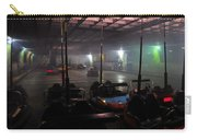 Bumper Cars In Fog Carry-all Pouch