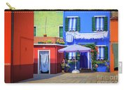 Burano Street Carry-all Pouch