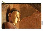 Burmese Buddha Carry-all Pouch