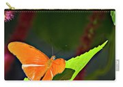 Butterfly 22 Carry-all Pouch