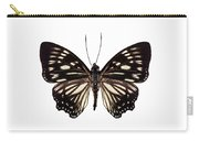 Butterfly Species Euripus Nyctelius Euploeoides  Carry-all Pouch