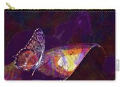 Butterfly Wings Insect Nature  Carry-all Pouch