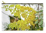 Caesalpinia Cacalaco In Huntington Desert  Gardens In San Marino-california  Carry-all Pouch