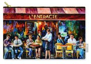 Cafe In Paris Carry-all Pouch