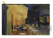 Cafe Terrace At Night Carry-all Pouch