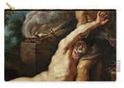 Cain Slaying Abel Carry-all Pouch