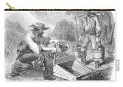 California Gold Rush, 1860 Carry-all Pouch