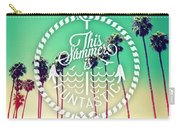 California Palms II Carry-all Pouch