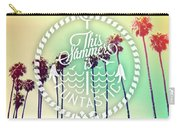 California Palms IIi Carry-all Pouch