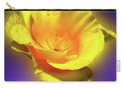 Californian Poppy. Carry-all Pouch