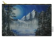 Calmness Under Moon Carry-all Pouch