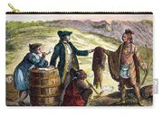 Canada: Fur Traders, 1777 Carry-all Pouch