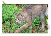 Canada Lynx Lynx Canadensis Carry-all Pouch