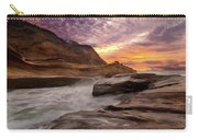 Cape Kiwanda Sunset Carry-all Pouch
