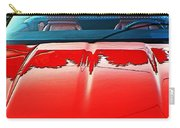 Car Hood Reflection Bump Map Carry-all Pouch
