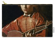 Caravaggio: Luteplayer Carry-all Pouch by Granger