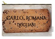 Carlo Romana - Dogliani Carry-all Pouch