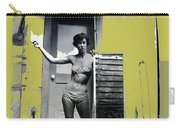 Carolyn Hastings Collage Historic Adobe Building Tucson Az 1967-2013 Carry-all Pouch