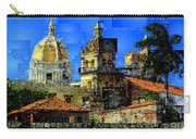 Cartagena Colombia Carry-all Pouch