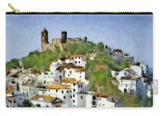 Casares Rooftops Carry-all Pouch